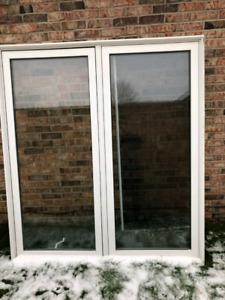 Double Paned Window