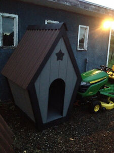 Brand New Insulated Very Large Dog House Strathcona County Edmonton Area image 5