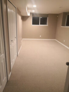 Two bedroom hall basment for rent.