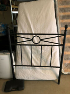 2 wrought iron BEDS for Sale