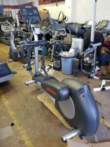 Life Fitness Integrity Series Commercial Ellipticals-GREAT SHAPE