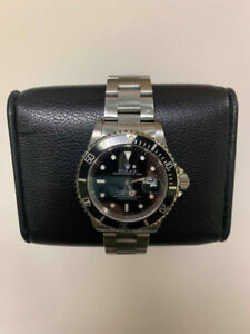 Rolex Submariner 16610 With Box And Booklet