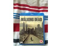 The walking dead (Blu Ray)