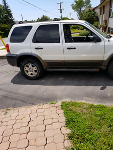 2006 ford escape  $1000 as is
