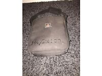 * Collectable* PS1 With Casing *Rare* 2 Pads & Games.