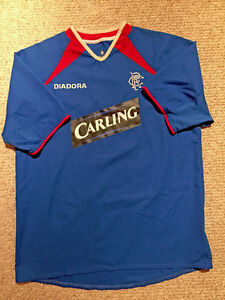 Glasgow Rangers home jersey