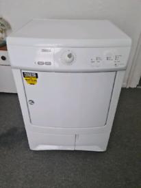 Zanussi condenser dryer (7kg)