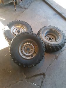 For sale Honda tires and rims
