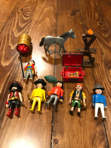 Playmobil pilleurs de trésors