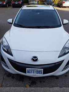 2010 Mazda3 GT Leather Sunroof & 4 Winter Tires on rims! Loaded!
