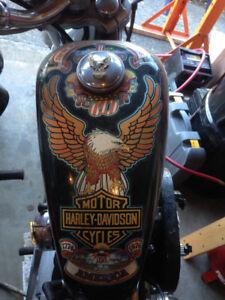 Harley Davidson Bicentennial Sportster
