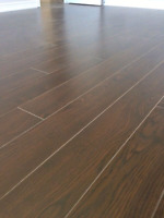 Laminate Installation Special $0.75 Square Foot