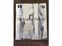 Variety of graphic design books