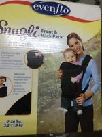 Baby snuggy carrier