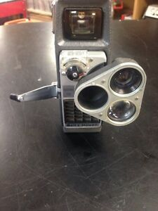 Vintage Bell & Howell video camera