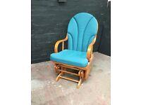 Beautiful vintage nursing/rocking chair