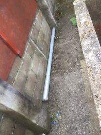 Aluminium roof tube