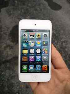 Ipod touch white 8gb
