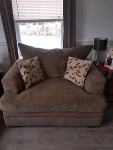 For Sale Sofa and Chair and a half