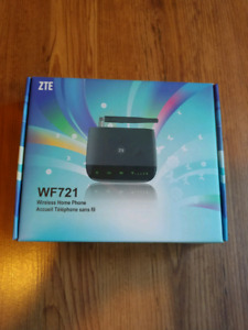 Like New Rogers WF721 Wireless Home Phone ZTE