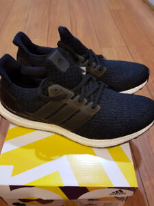 Brand New DS - Adidas Ultra Boost 3.0 - Black - Price Drop- $200