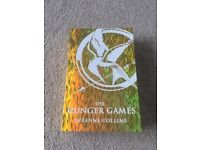 Hunger games collection books all three