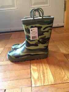 Rubber boots-Brand new with tags