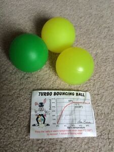Turbo Bouncing Juggling Balls Kitchener / Waterloo Kitchener Area image 3
