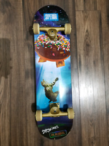 Galaxy Cat Skateboard *REDUCED*