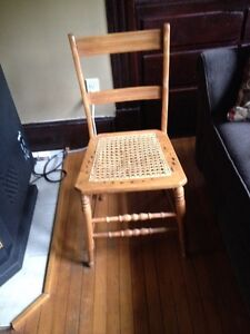 Antique Side Chairs (2 Identical)