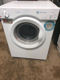 WHITE KNIGHT VENTED TUMBLE DRYER (3KG)(COMPACT DRYER)