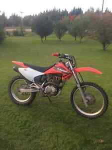 Honda to crf230