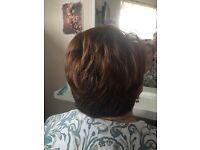Hairdresser/ Stylist at home:) Ewa:)
