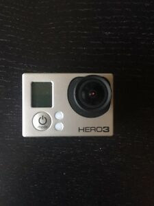 GoPro Hero3 Black Edition $400 OBO