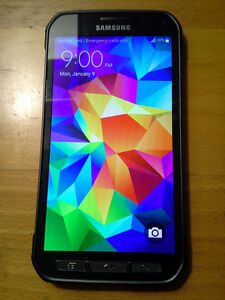 Excellent Condition Samsung S5 Active (Bell/Virgin) - $240 OBO