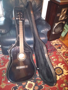 Fender CD60CE Accoustic Electric Guitar
