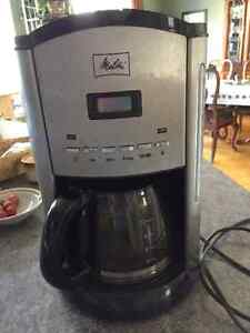 Melitta coffee maker West Island Greater Montréal image 1