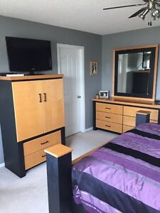Millennium series bedroom suite