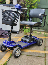 Lite Mobility scooter used twice