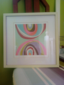 Colourful abstract picture