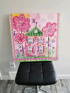 Picture for girls room