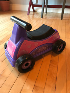 $15 Toddler Ride-On Car