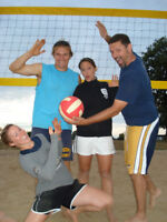 Beach Volleyball Mid-SPRummer Adult Co-Ed Leagues & Classes!