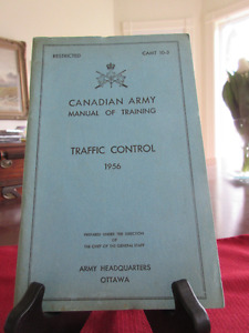 Canadian Army Manual of Training Individual Nuclear, Biological