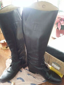 Cavalier tall boots- size 10.5