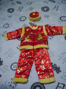 Chinese Tang style clothing