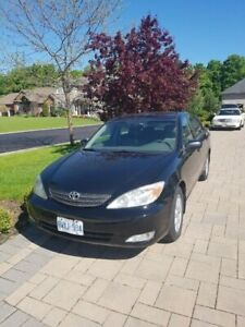 2003 XLE Toyota Camry