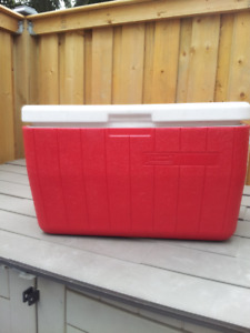 Camping cooler Colemen for sale