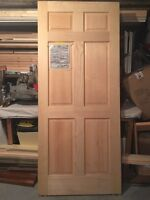 Solid Pine door 36x84