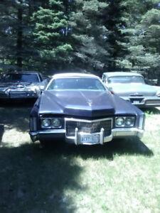 1971 cadilac eldorado convertable